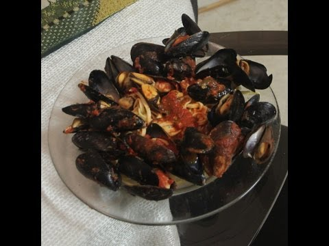Best Mussels Marinara Recipe