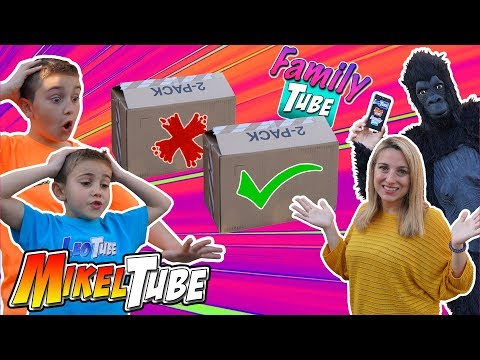 Family Tube 11 La Caja Incorrecta