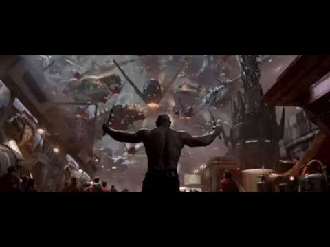 Guardians of the Galaxy (Trailer 2 Sneak Peek)