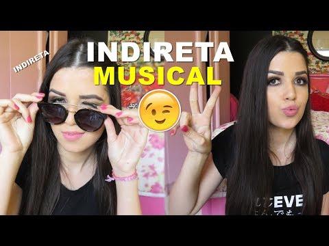INDIRETAS MUSICAIS PARA O CRUSH