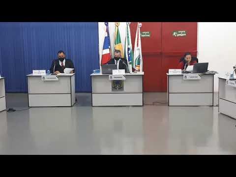 4ª Sessão Extraordinária de 2021 - deliberação de projetos do Poder Executivo Municipal, em caráter de urgência.