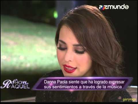Danna Paola en El show de Raquel - Parte 2