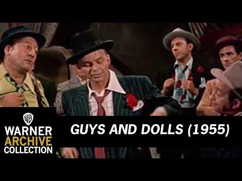 Guys And Dolls - Big Julie Marker Clip