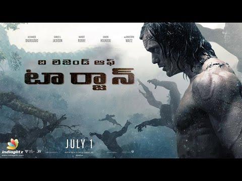The Legend of Tarzan Telugu Trailer HD Alexandar Skarsgard, Margot Robbie