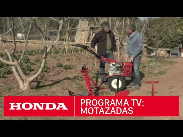 Cómo aprovechar tu motoazada – El Jardín de Carles Herrera #14