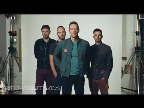 Coldplay - Mylo Xyloto (Brit Awards2012) [VOSTFR]