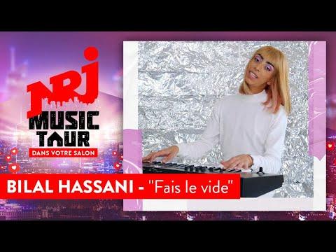 Bilal Hassani «Fais Le Vide» - NRJ Music Tour dans votre salon