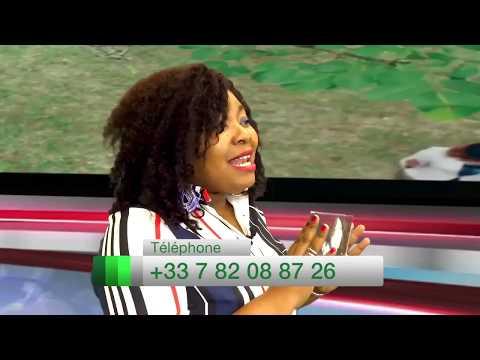 La Soeur Mireille Sompe vous recommande la chaîne télé chrétienne du moment