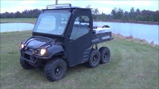 9. 2003 Polaris Ranger 6x6
