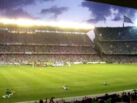 Himno del Centenario - Estadio Manuel Ruiz de Lopera