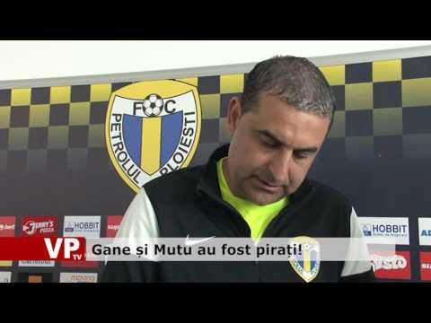 Gane și Mutu au fost pirați!