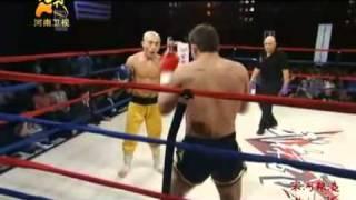 Mnich Szaolin w MMA