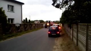 Takiego wozu strażackiego w akcji to jeszcze nie widzieliście – Polska