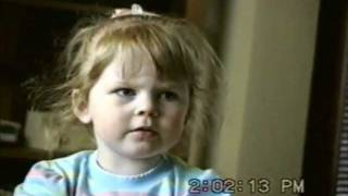 Toddler Tries to Argue Like an Adult - YouTube
