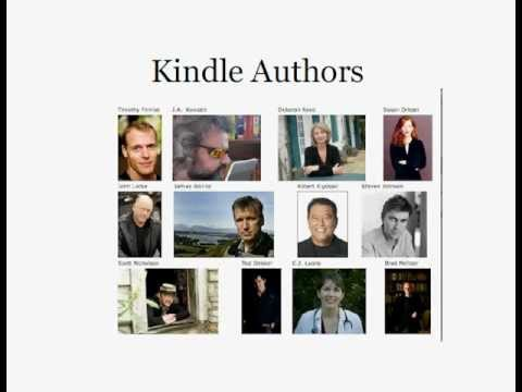 Amazon Kindle Author Tips – 100 Ways to Promote Your Amazon Kindle Book