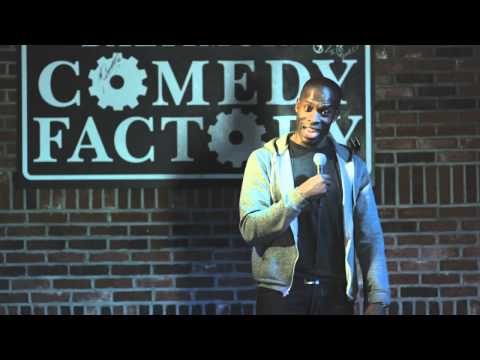Godfrey The Comedian for Alcohol Awareness Month - On Alcohol and Classes