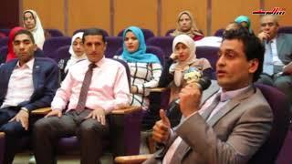 كلام خطير وهام يفجره المشاركون في ندوة #أكتوبر إرادة نصر وعزيمة بناء بـ #الهيئة_العامة_للاستعلامات