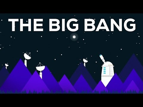 The Beginning of Everything -- The Big Bang