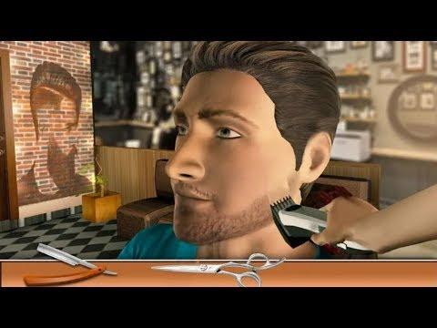 Beard styles - Berbar Shop Beard Salon 3D - Beard Salon Shaving Game  DroidGamingTV
