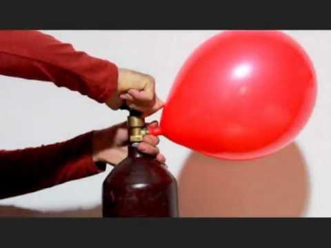 Как сделать гелевые шарики в домашних условиях без гелия