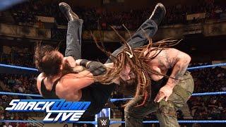 Nonton HINDI - Luke Harper vs. Bray Wyatt: SmackDown LIVE, 28 March, 2017 Film Subtitle Indonesia Streaming Movie Download