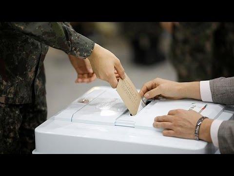 Νότια Κορέα: Πρόωρη ψηφοφορία για τις προεδρικές εκλογές