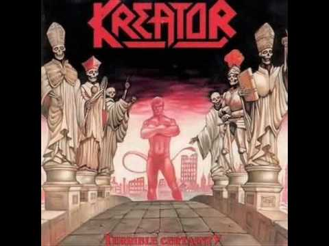 Kreator - Storming With Menace