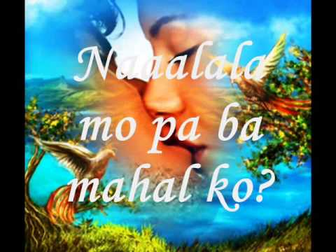 Sana'y Laging Magkapiling   ( April Boys  Regino -  Lyrics)