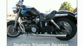 10. 2005 Triumph Speedmaster Base - Features