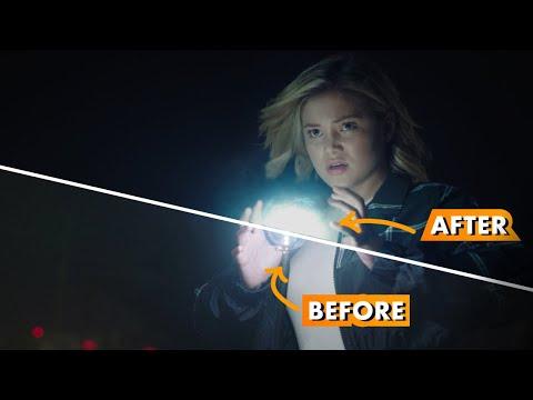 Behind the Scenes of `Marvel's Cloak & Dagger' VFX | Earth's Mightiest Show