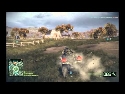 bad company 2 ATV lucky kill
