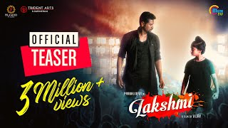 Video Lakshmi | Tamil Movie Teaser | Prabhu Deva, Aishwarya Rajesh | Vijay | Sam C S | Official MP3, 3GP, MP4, WEBM, AVI, FLV Maret 2018