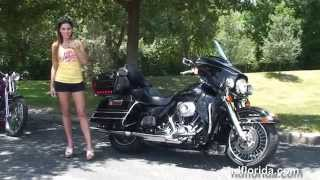 8. Used 2009 Harley Davidson Ultra Classic Electra Glide Motorcycles for sale - Oldsmar, FL