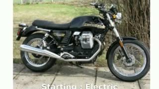 5. Moto Guzzi V7 Classic Details & Info