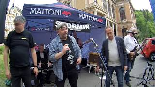 Video Karlovy Vary 1/2 Marathon 2017 - STORMIN' band