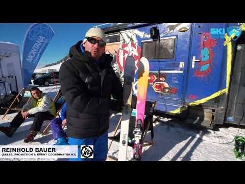 K2 Ski Neuheiten 2015/2016: Reinhold Bauer über die K2-Highlights