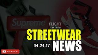 Streetwear News: A Look At The Supreme Money Gun, Off White x Air Jordan 1 Sneakers