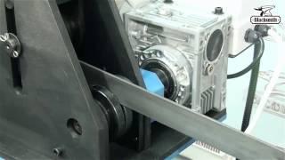 Трубогиб электрический ETB31-40, профилегиб Blacksmith