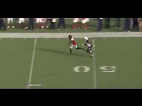 Eric Fisher Senior Bowl video.