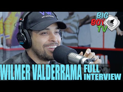 "Wilmer Valderrama on ""Charming"", Ronda Rousey, And More! (Full Interview) 