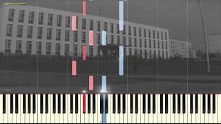 Доживём до понедельника (Ноты и Видеоурок для фортепиано) (piano cover)