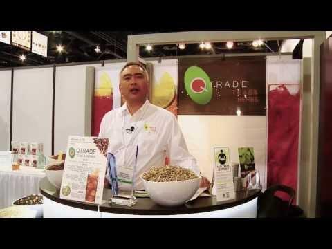 QTrade Teas & Herbs at 2013 World Tea Expo