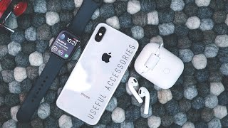 Awesome iPhone & Airpods Accessories 2019! Airpod 2 Alternative?