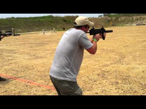 HK MP7 - 2011 Silencer Shoot
