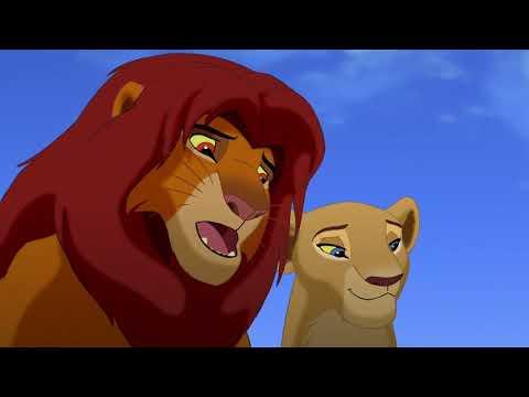 The Lion King 2 Simba's Pride - Simba and Zira HD