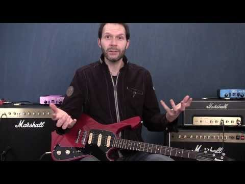 Paul Gilbert Artistworks Online Rock Guitar School