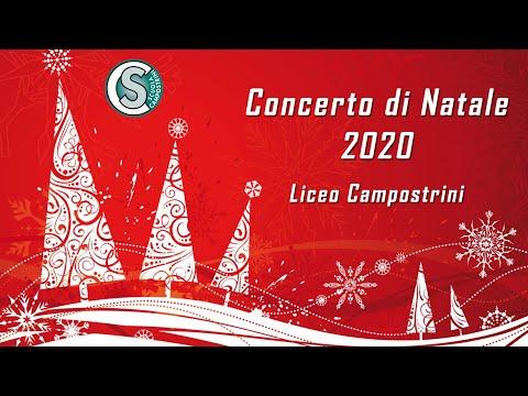 Concerto di Natale - 2020 -  Liceo Musicale Campostrini