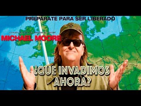"""Documental: """"Que Invadimos Ahora"""" de  Michael Moore"""