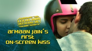 Nonton Armaan Jain   S First On Screen Kiss    Lekar Hum Deewana Dil   Armaan Jain   Deeksha Seth Film Subtitle Indonesia Streaming Movie Download
