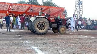 Singing a Songs in barsat tractor tochan 45